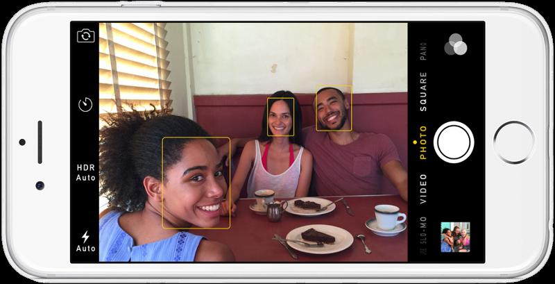 شناسایی همه چهره های عکس
