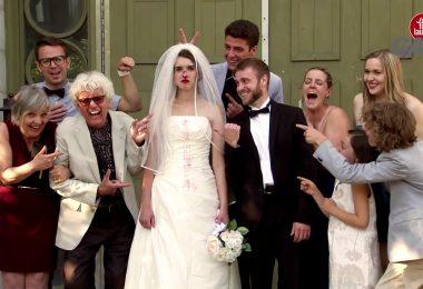 کوبوندن در تو صورت عروس